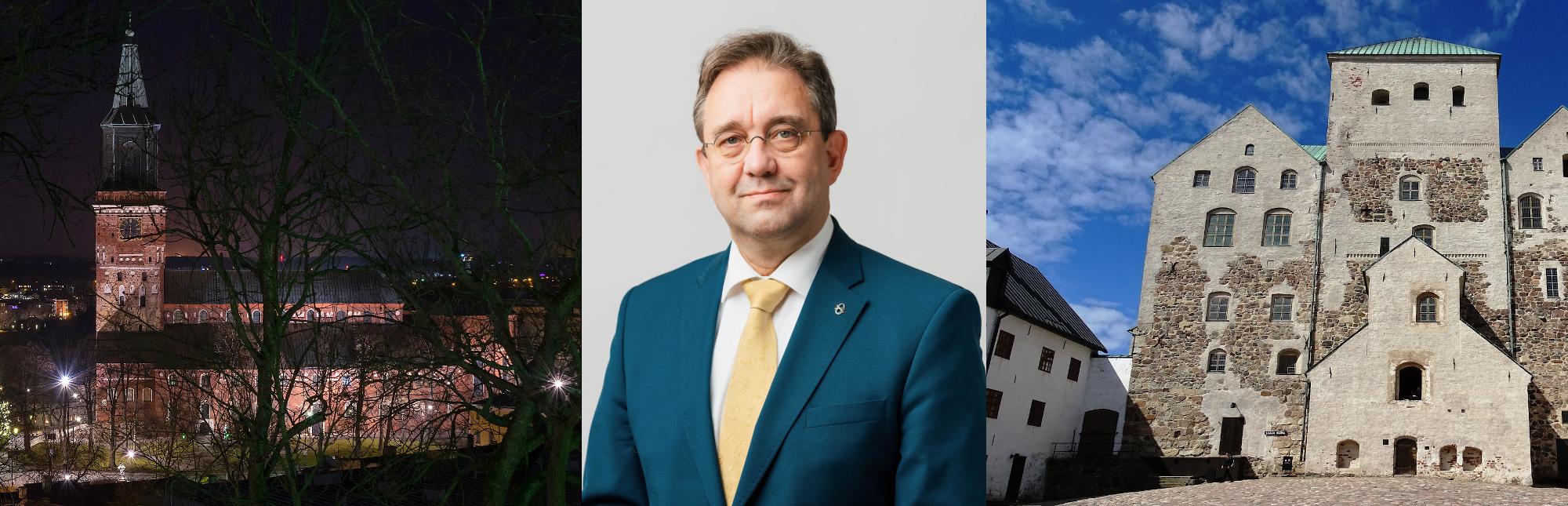 Veli-Pekka Nurmi, kansanedusajaehdokkaasi, pätevä ja mukava