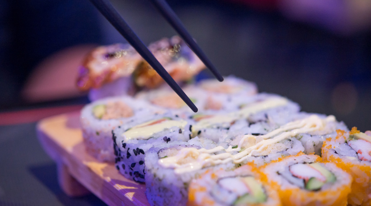 Want to Rule Your Market? Don't Be Sushi!