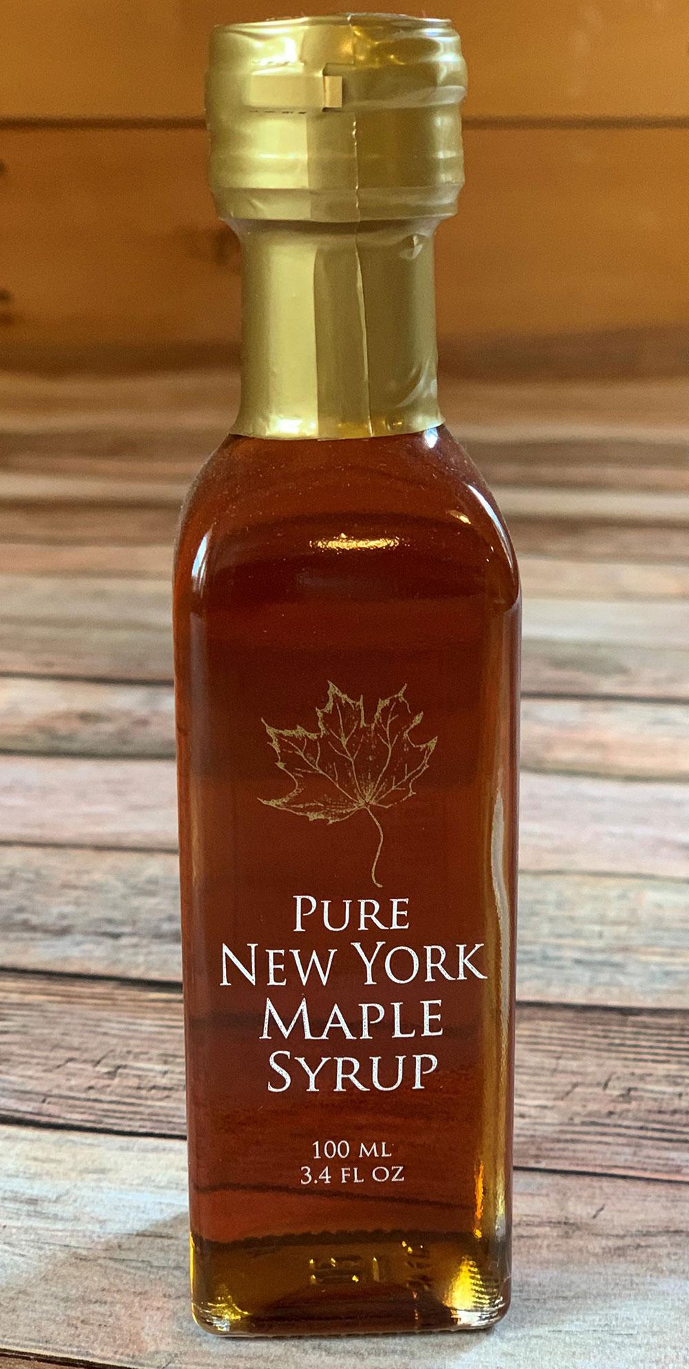 Marasca Gold Leaf Maple Syrup