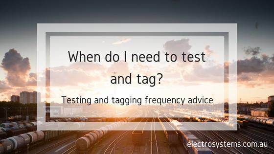 Test and Tag Brisbane