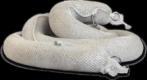Plastic bag of Kengro Biosorb granular oil absorbent