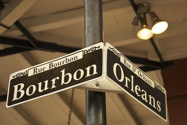 New Orleans Sign