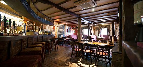 The Bridge Inn Dalesman Bar
