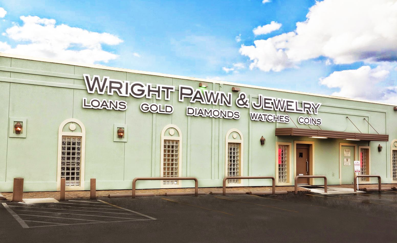 Wright Pawn and Jewelry Storefront