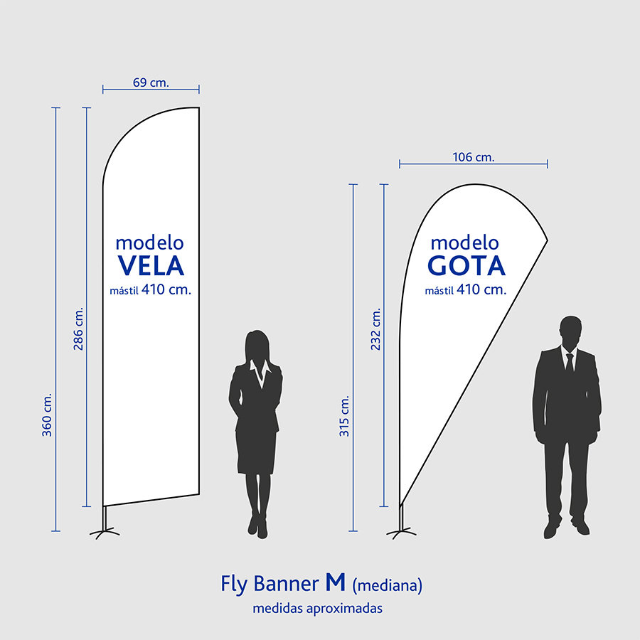 Fly Banner M