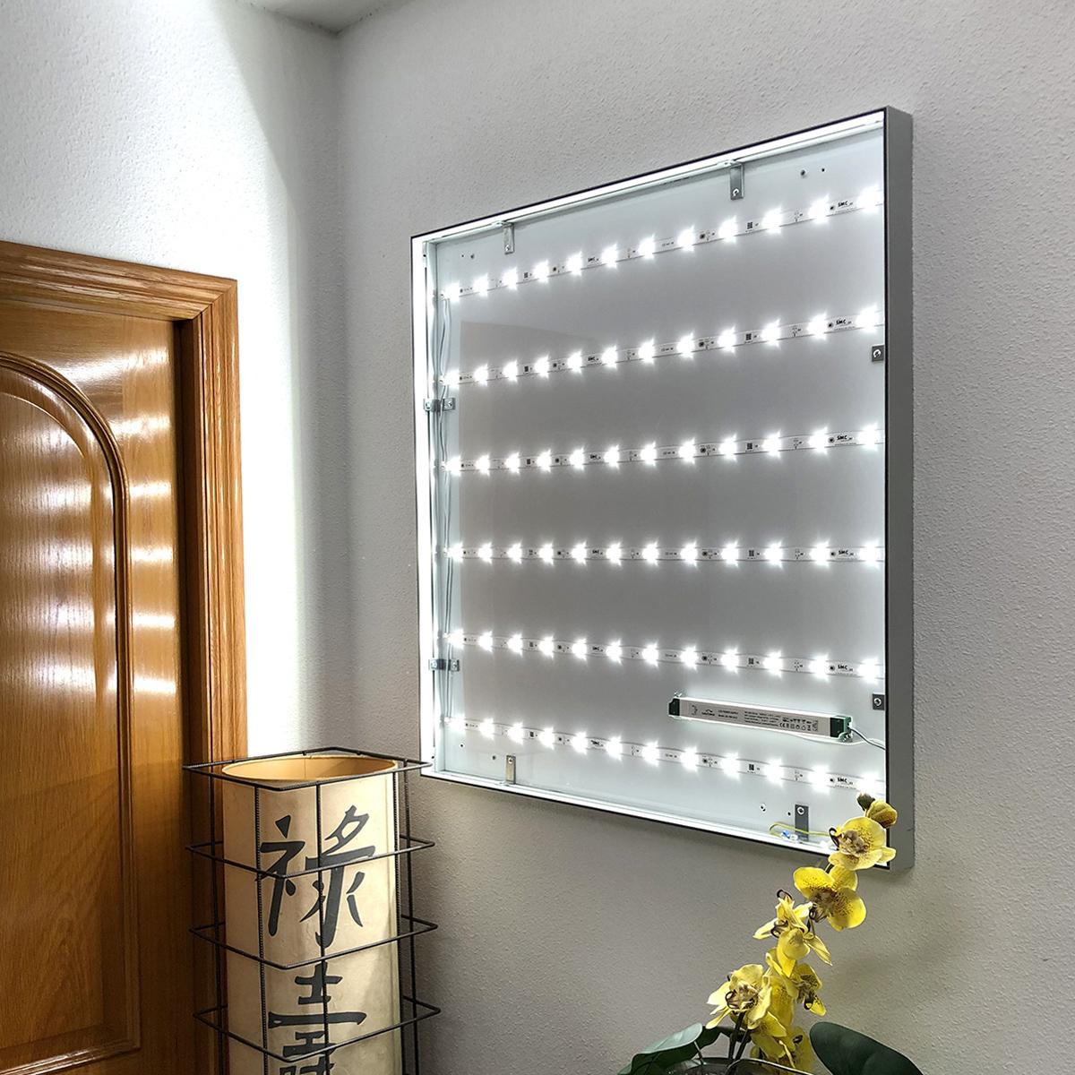 Caja de luz 50 mm