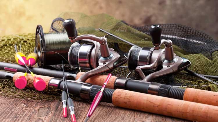 Fish Rod Details