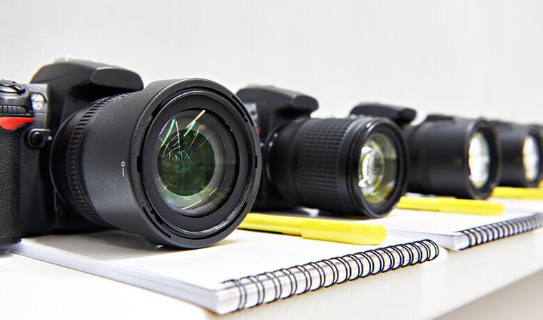 Camera & Lenses Rentals