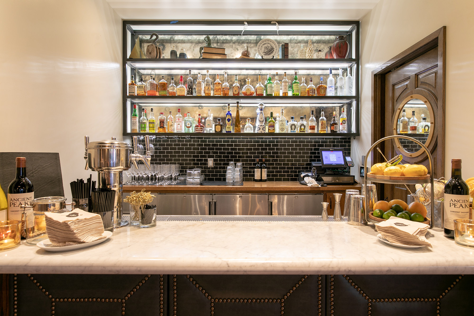 photo of private bar