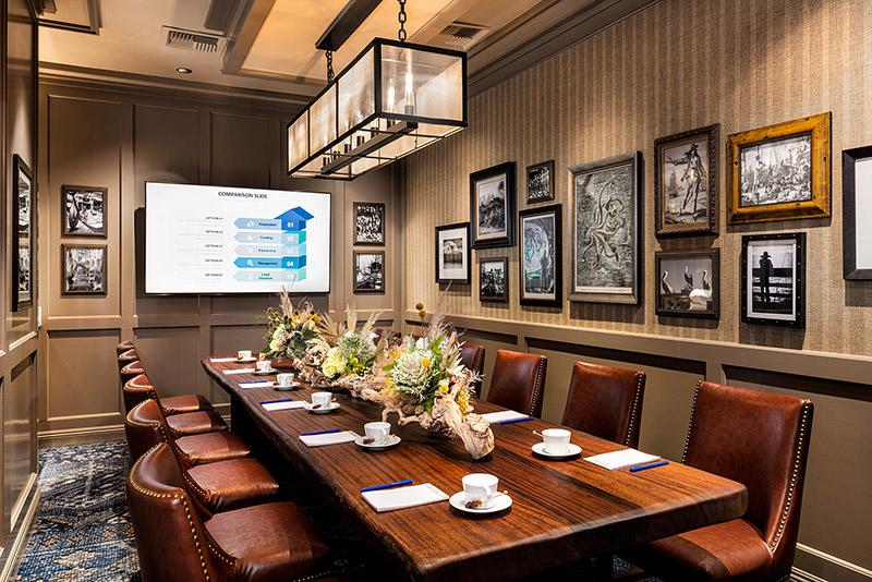 The King Board Room
