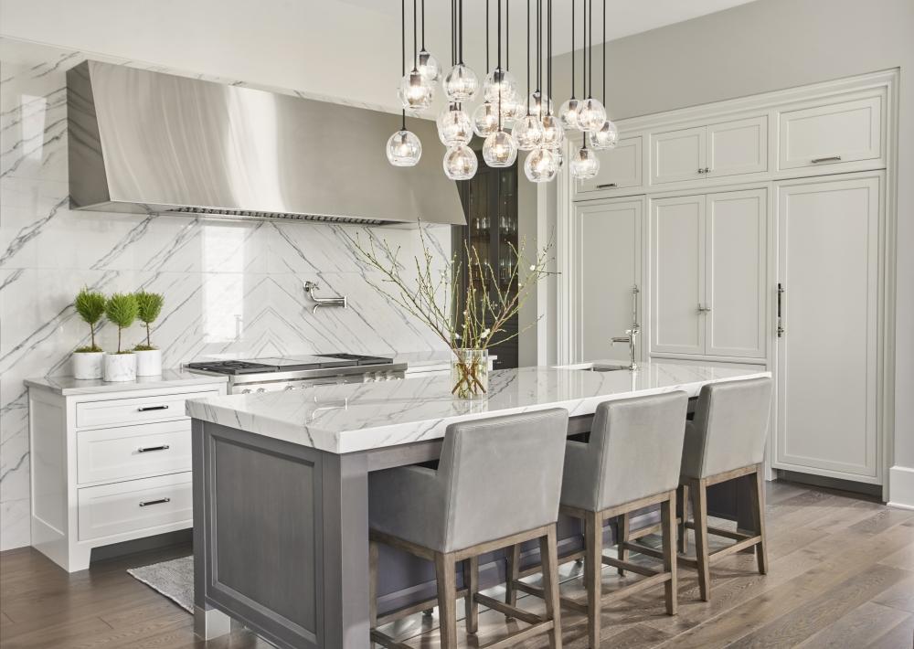 Interview With Luxury Chicago Interior Designer From Elizabeth Krueger Design Abruzzo Kitchen And Bath