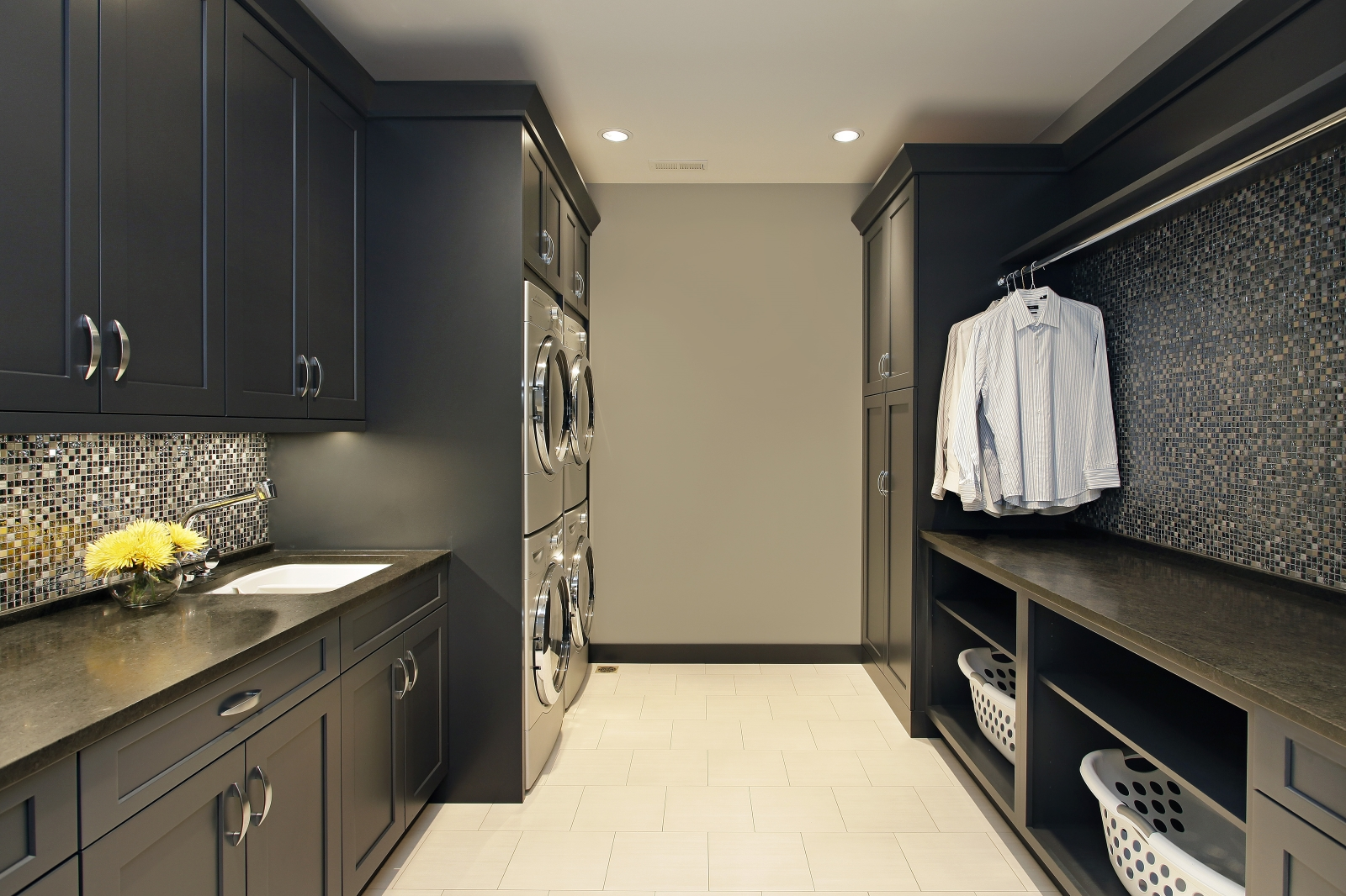 Laundry & Mudrooms