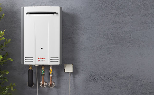 Rinnai Instant Gas Hot Water System