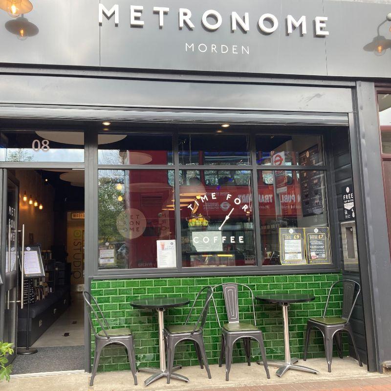 Metronome - Morden