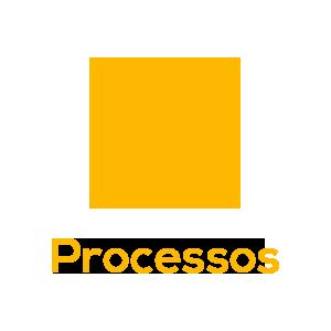 Processos ícone