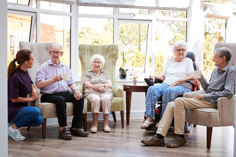 Senior living can be more affordable than you think.