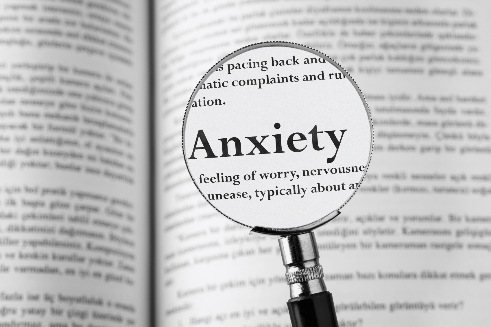 The severity of anxiety, impulsiveness or mood swings should be considered when addressing a mental illness.