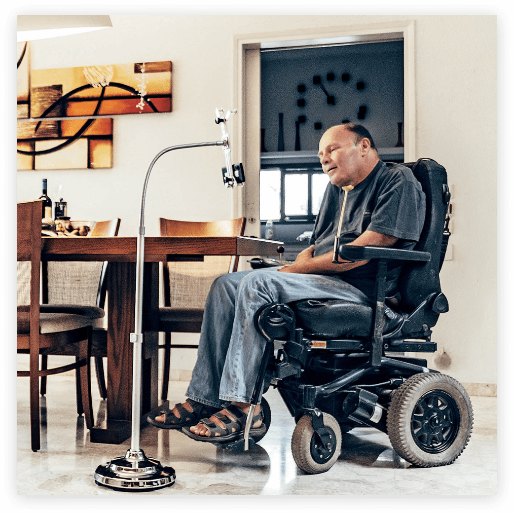 assistive technology positively impacts people with disabilities