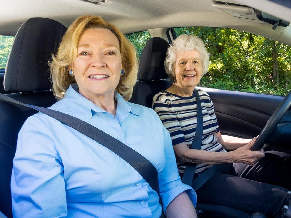 How Seniors Can Safely Drive Longer, According to AAA Study