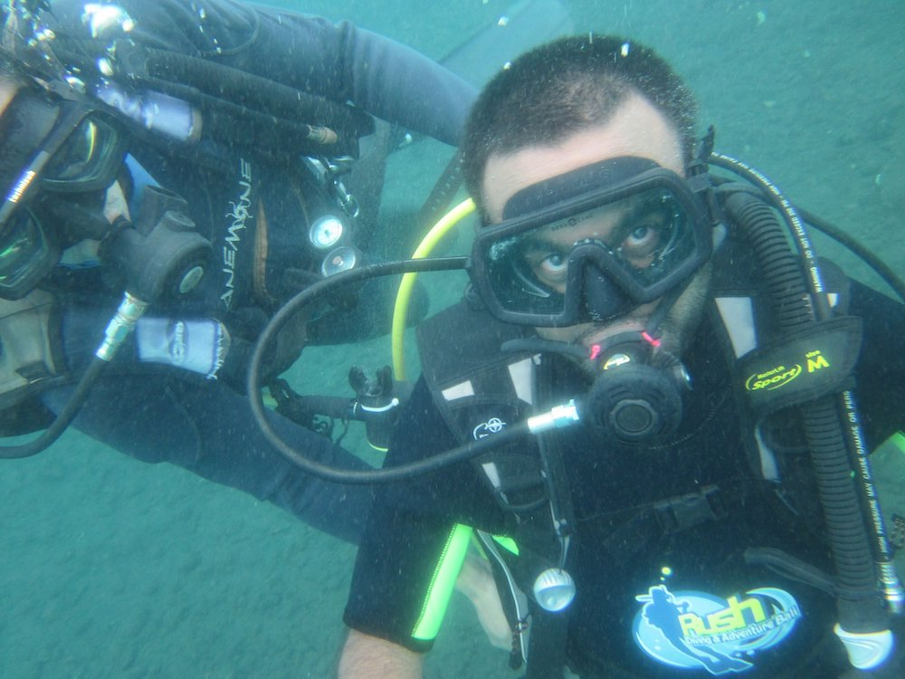 Accomable accessible accommodations featuring diving in bali