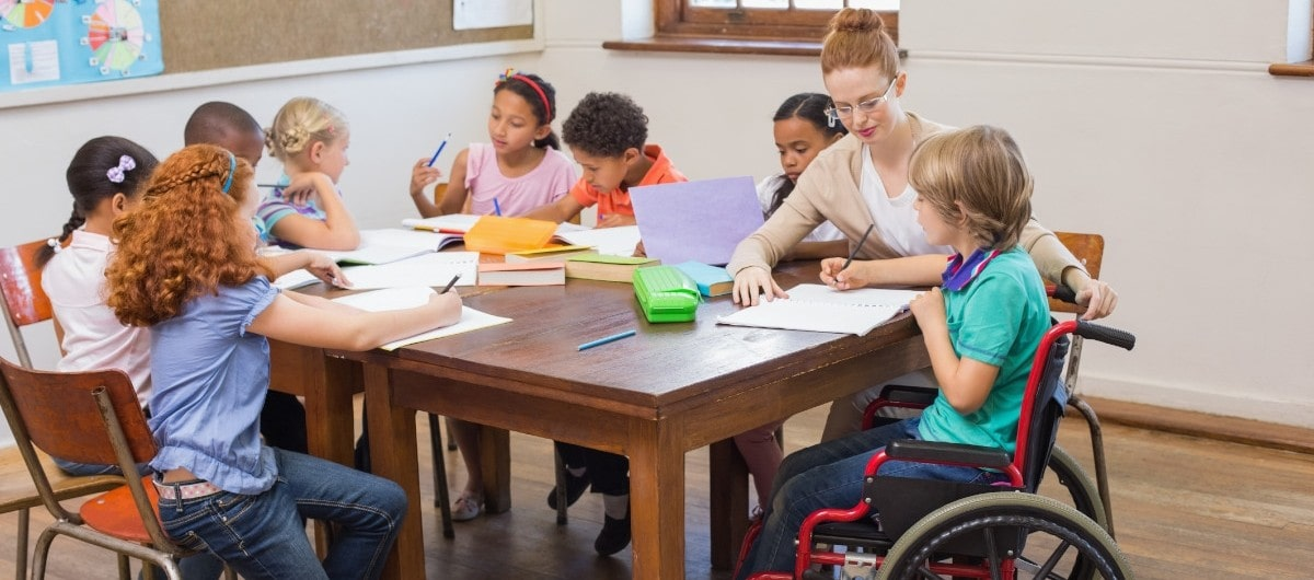 students with learning disabilities can get additional support