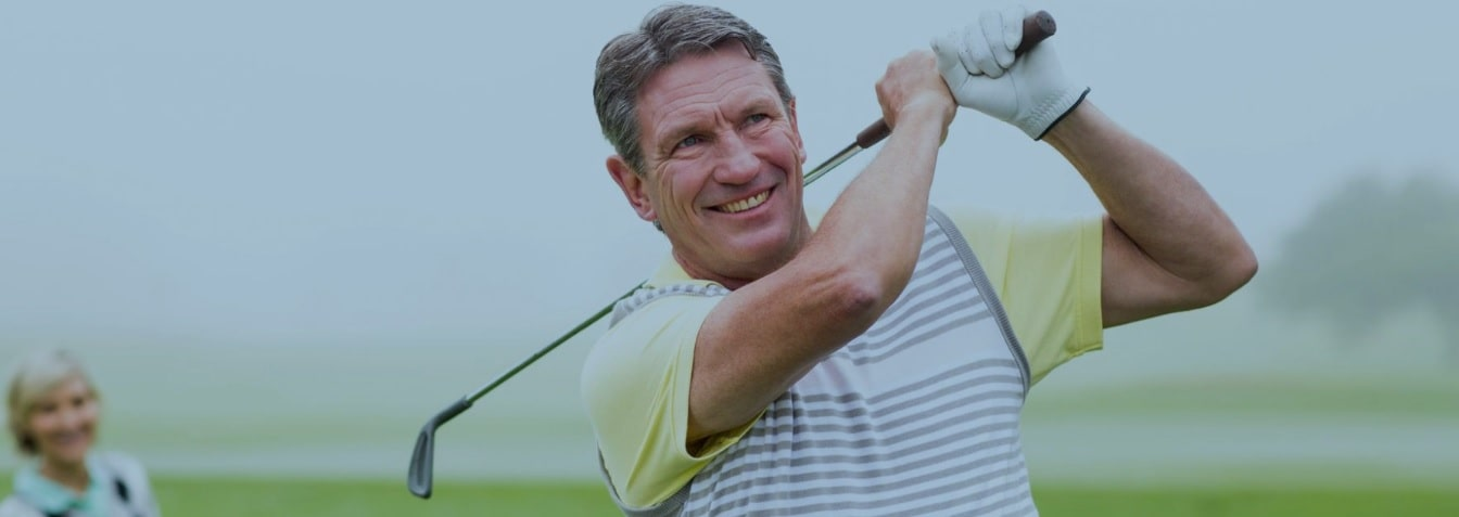 Prevent and/or treat golfer's elbow.