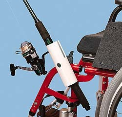 This adaptive gear is great for fisherman.
