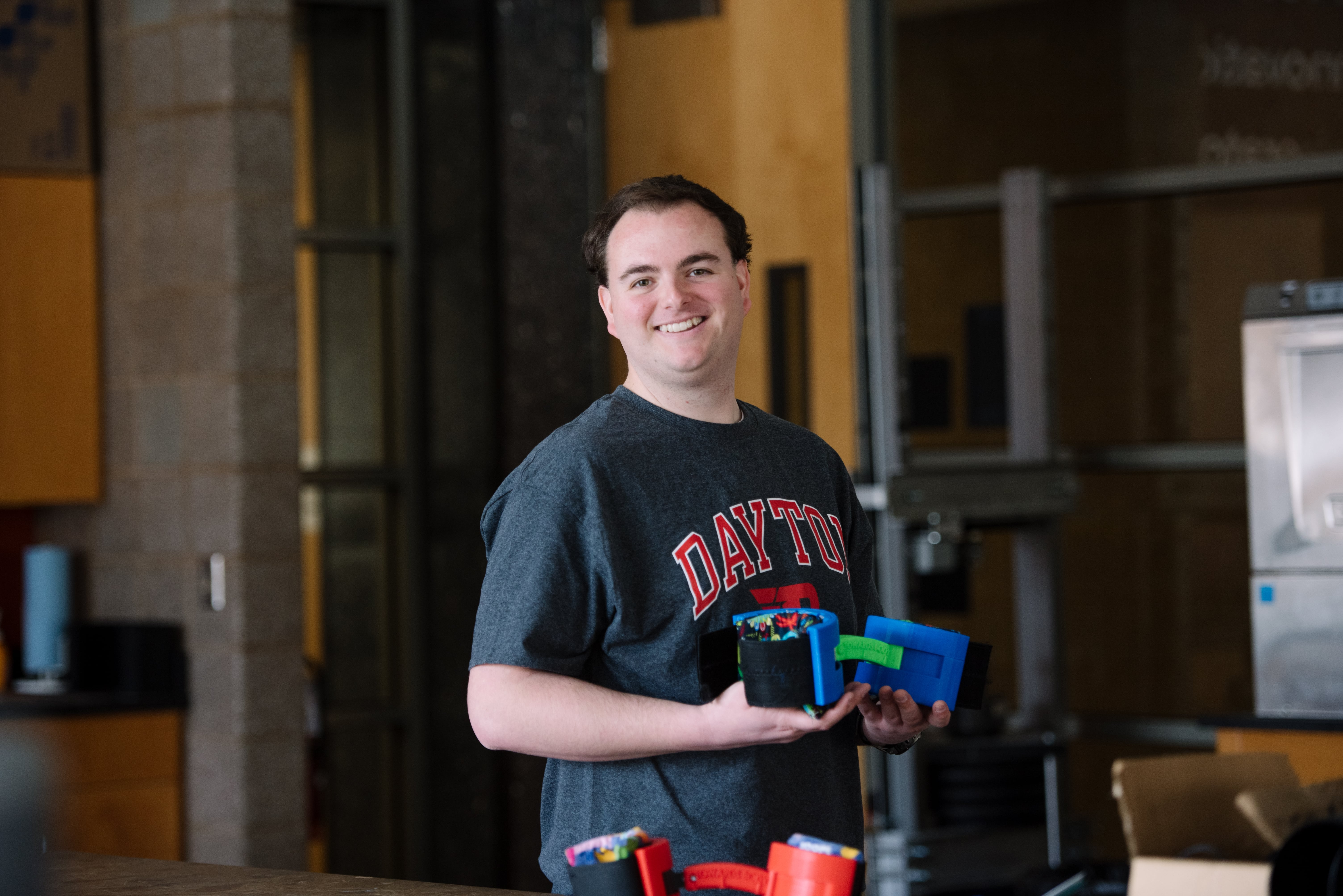 Young Entrepreneur Invents New Brace to Improve Limb Mobility and Comfort