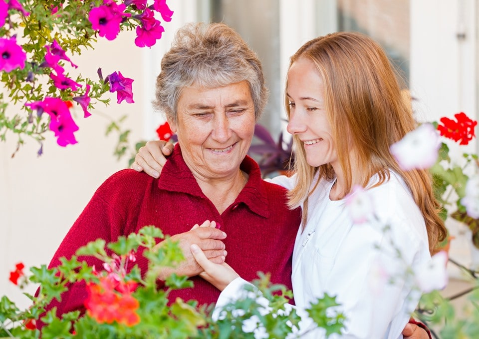 Seniors can teach their grandchildren kindness lessons.