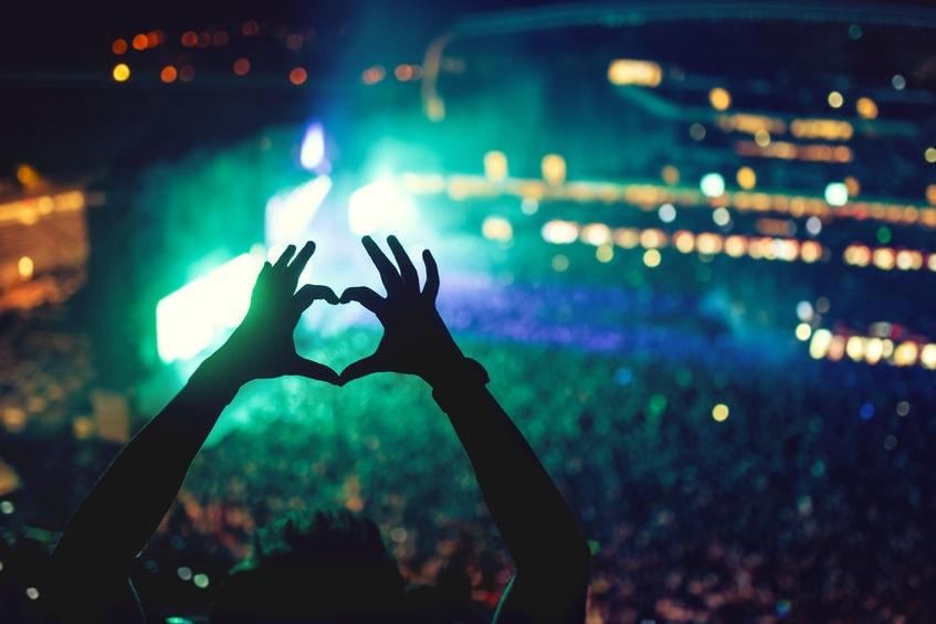 ASL music interpreters make concerts more accessible.