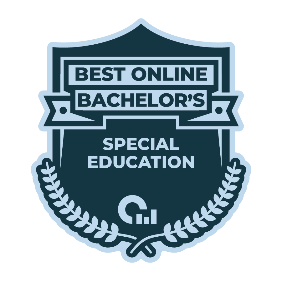 Ranking of special education degree programs
