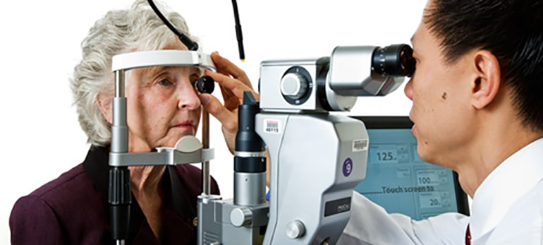 Eye screenings are necessary for prevention and treatment.