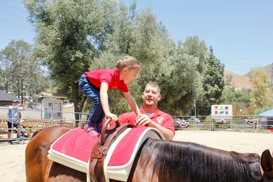 Here's How Equine Therapy Benefits People with Disabilities