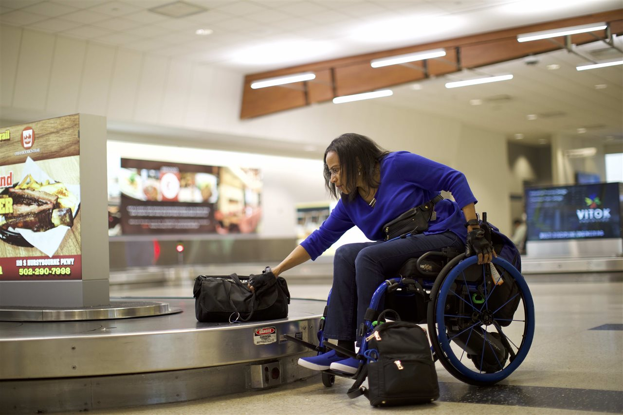 Holiday Air Travel Can Be Dangerous for Passengers with Disabilities
