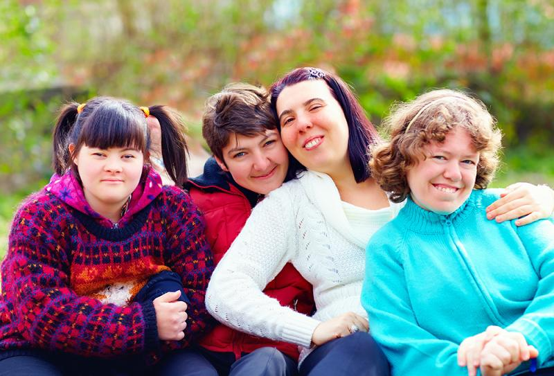 One-in-three lesbians and one-in-three bisexual women report having a disability.