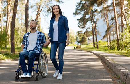 Disability inclusion continues to be an issue, especially among wheelchair users.