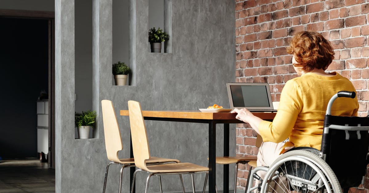Work place accommodations for employees with disabilities aren't necessarily costly.