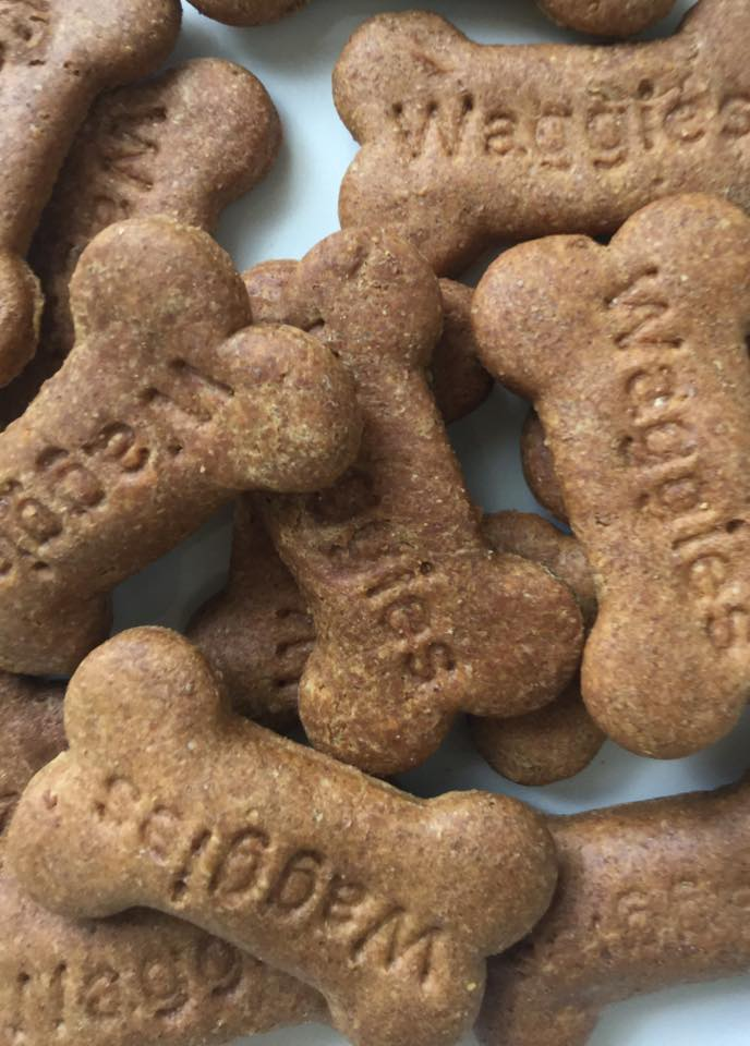 Several dog treat companies are owned and operated by persons with disabilities.