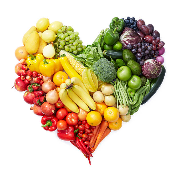 Colorful fruits and vegetables boost brain health.