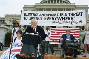 National Disability Voter Registration is September 13-20, 2021.