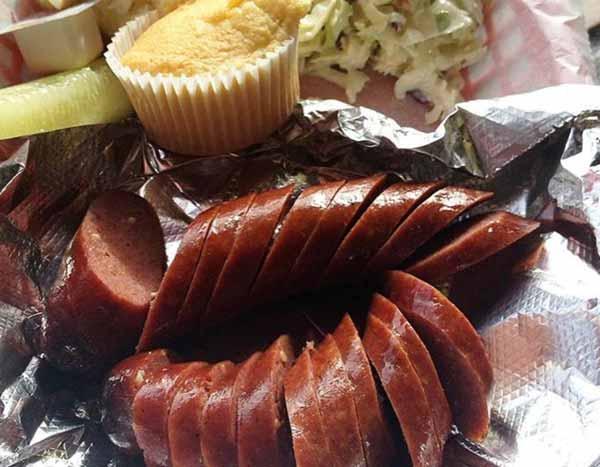 Smokes Sausages!