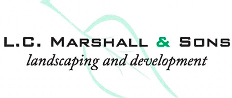 LC Marshall and Sons logo