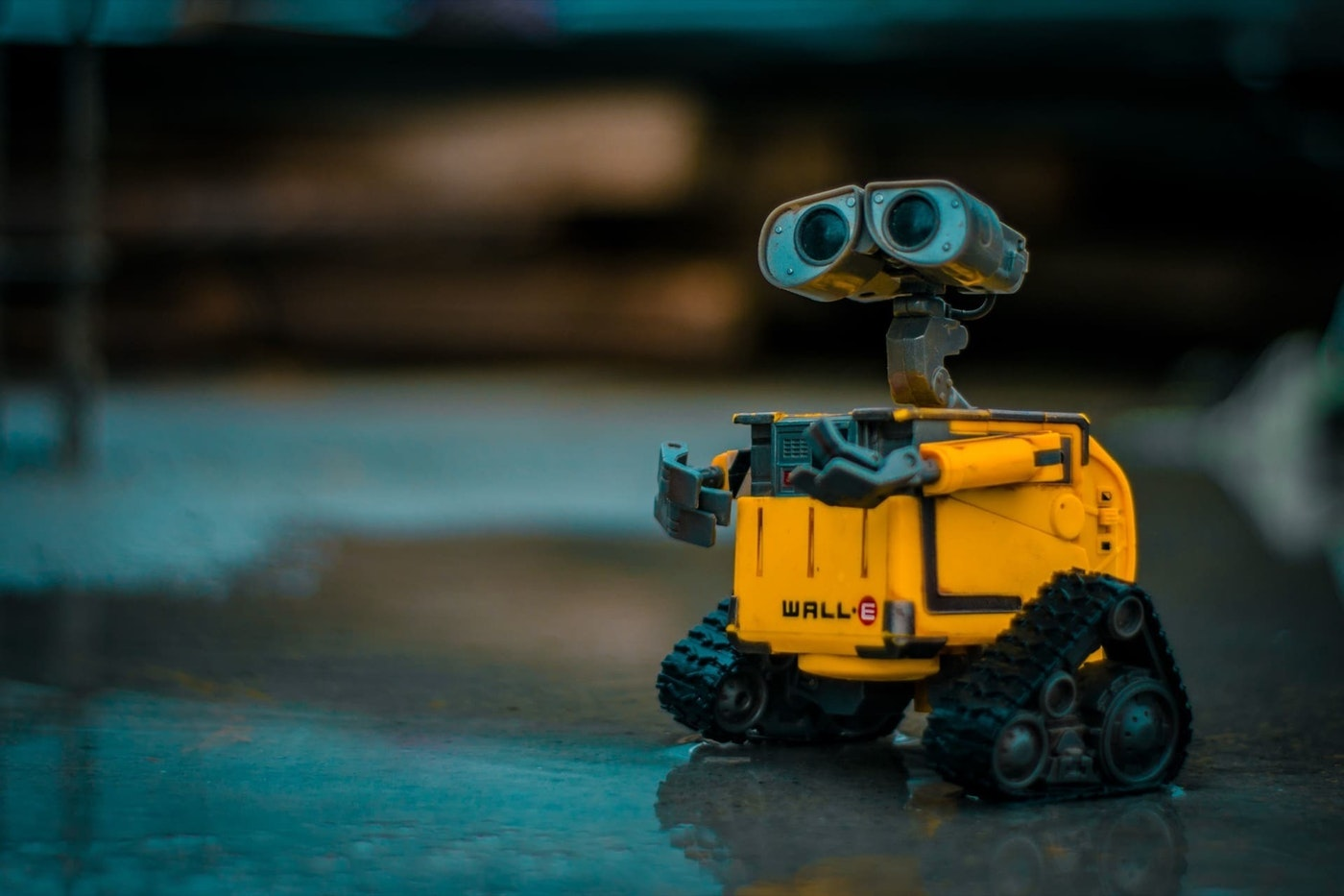 Want success and no stress? Build a robot army.