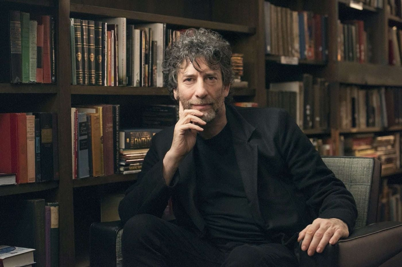 Neil Gaiman's Writing Rules