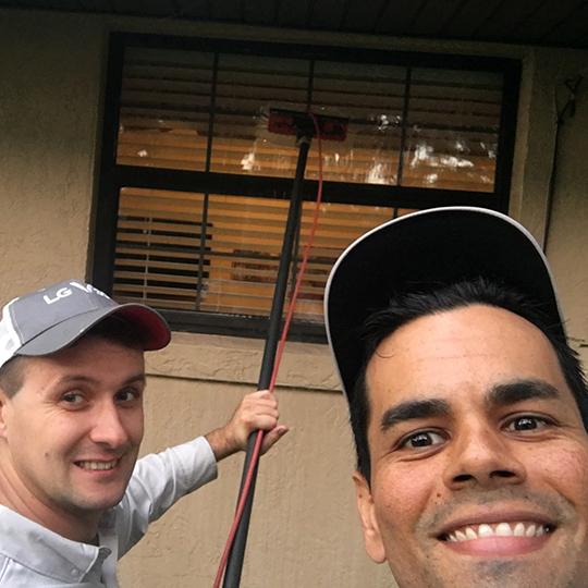 Window Cleaning in Orlando, Fl