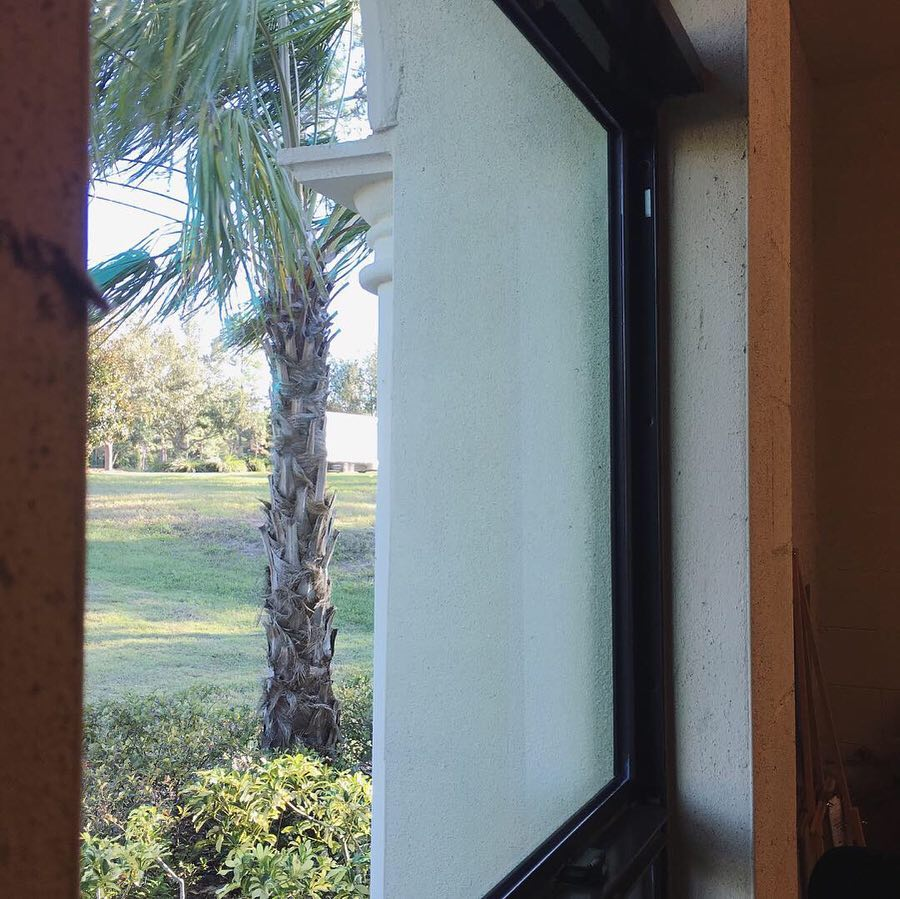 After Window Cleaning