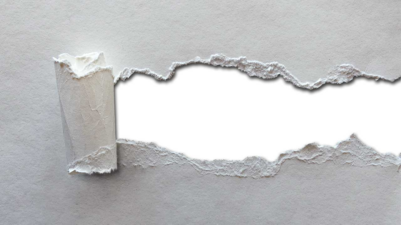 Types of paper for artists