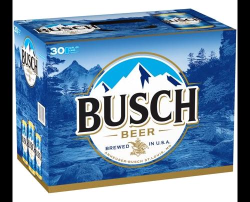 Busch 30 pack image