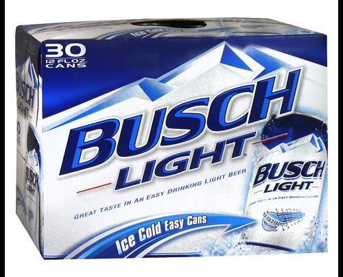 Busch ligtht 30 pack image