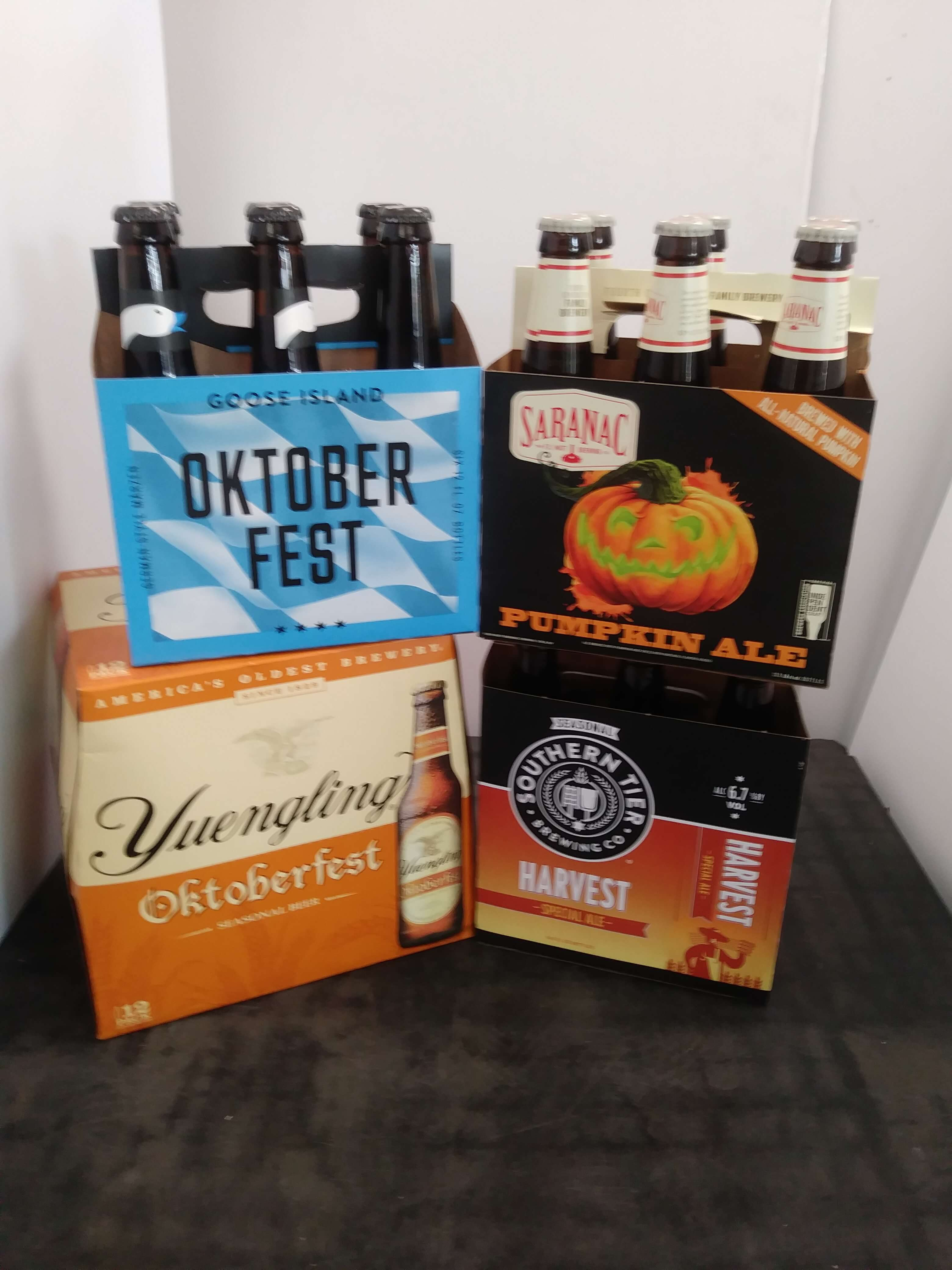 Greater Latrobe Fall Beers